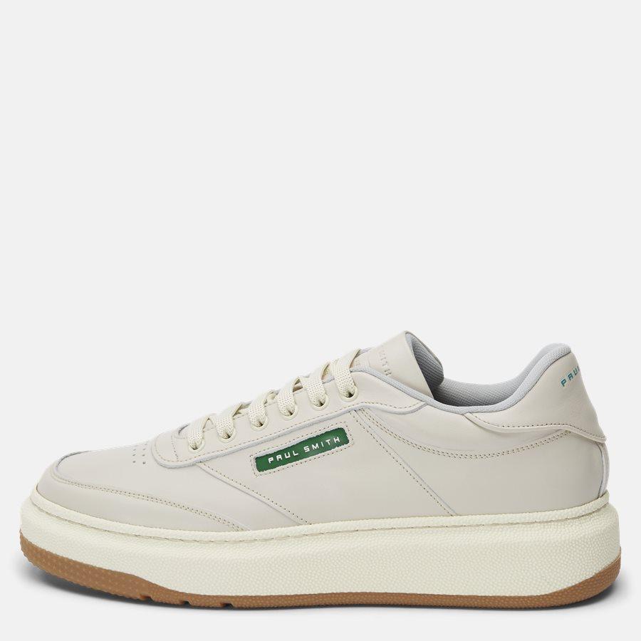 M1SHACK06 HACKNY AP1U - Shoes - OFF WHITE - 1